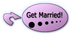get married online